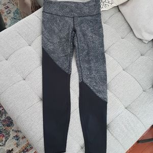 Lulu lemon running leggings